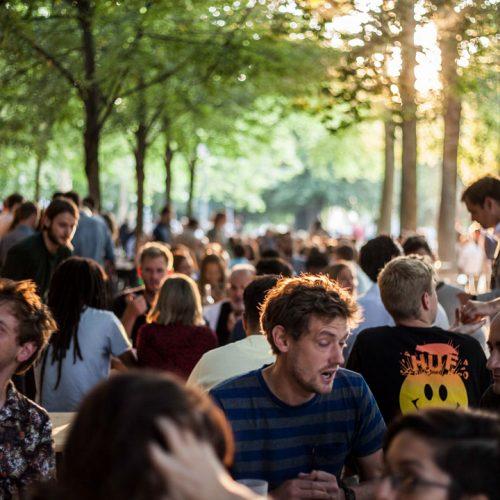 festival parc de bruxelles